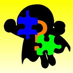 Jigsaw Puzzle for Anpanman