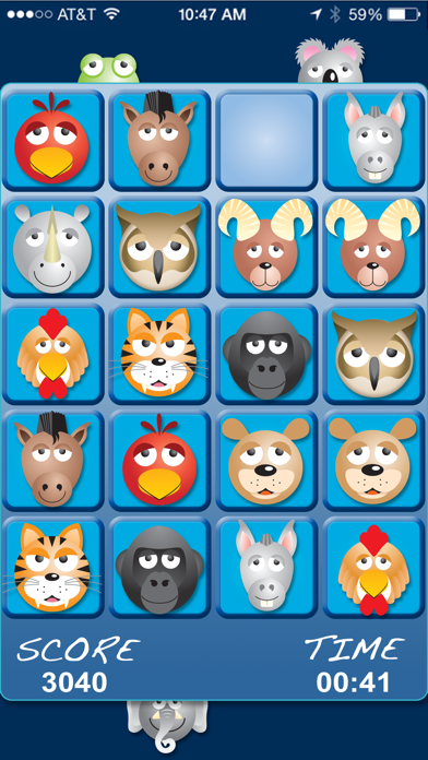 AniMatch: Animal Matching Game screenshot two