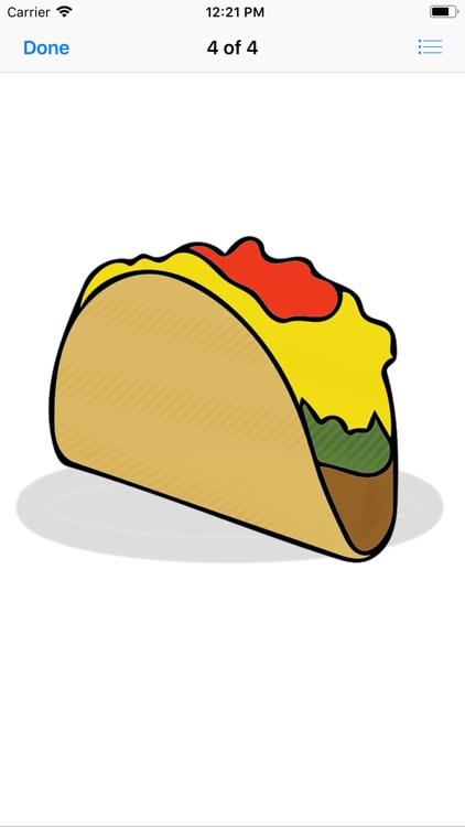 Tasty Taco Stickers screenshot-6