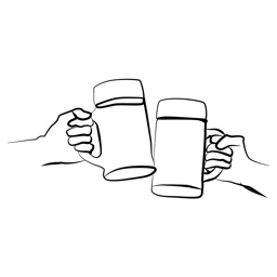 Beer Lovers Day Stickers