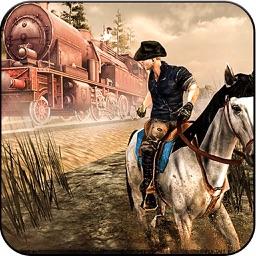 Train VS Horse Racing 3D