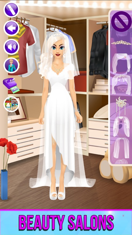 Wedding Day Makeover screenshot-5