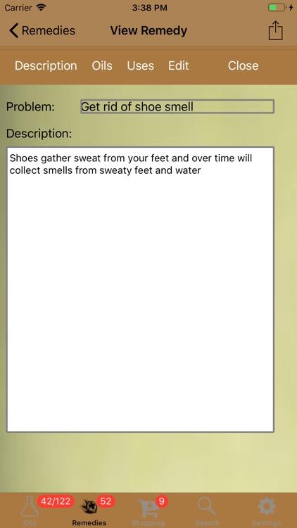 My Essential Oil Remedies screenshot-4