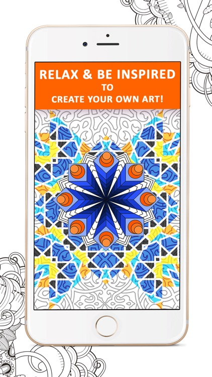 Best Anti Stress Coloring Book By Milivoje Dimitrijevic