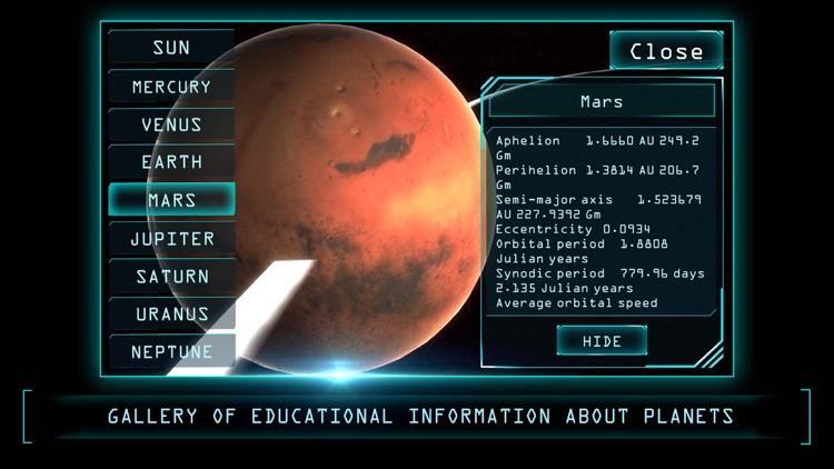 Solar System A.R screenshot-0