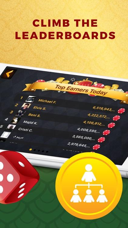 Backgammon #1 Play Live Online screenshot-4