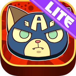 Super Hitter Cat Heroes Games