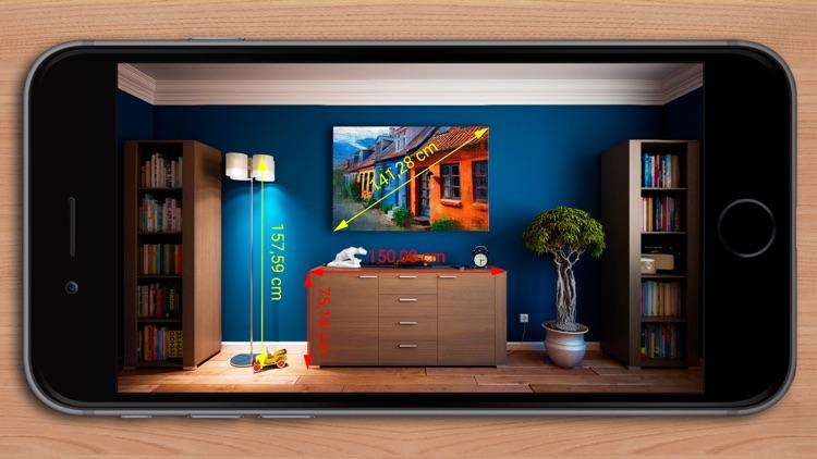 Ruler App + Photo Ruler screenshot-3
