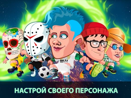 Скачать игру Head Soccer LaLiga 2019
