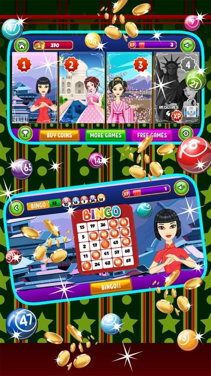 Bingo Lucky Around The World - Jackpot Casino