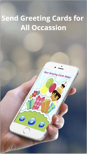 Best greeting cards maker app on the app store screenshots m4hsunfo