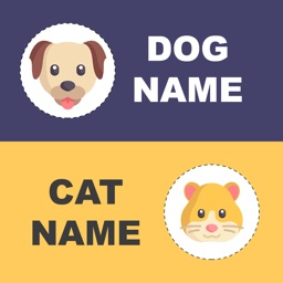 Baby Pet Names for Dog and Cat