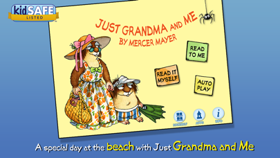 Just Grandma And Me review screenshots