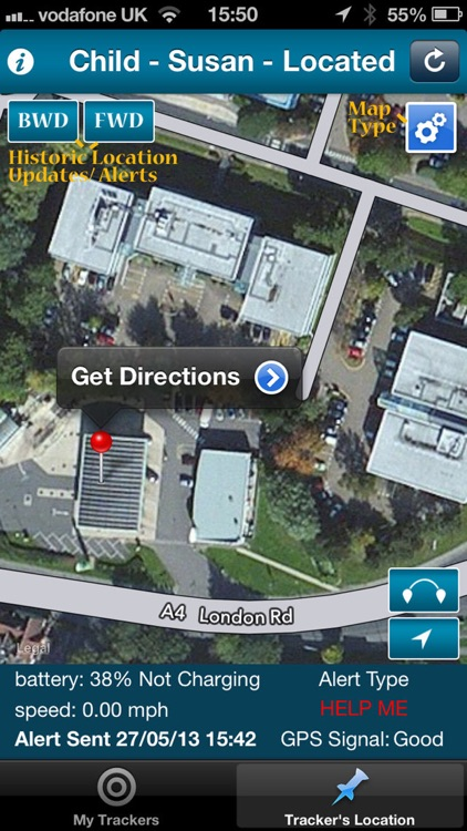 Track Your GPS GPRS Tracker screenshot-4