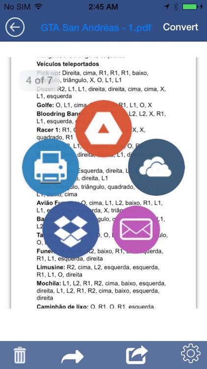 PDF تحويل الملفات الى screenshot-4