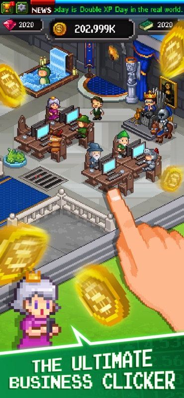 Tap Tap Trillionaire : Invest! - Online Game Hack and Cheat