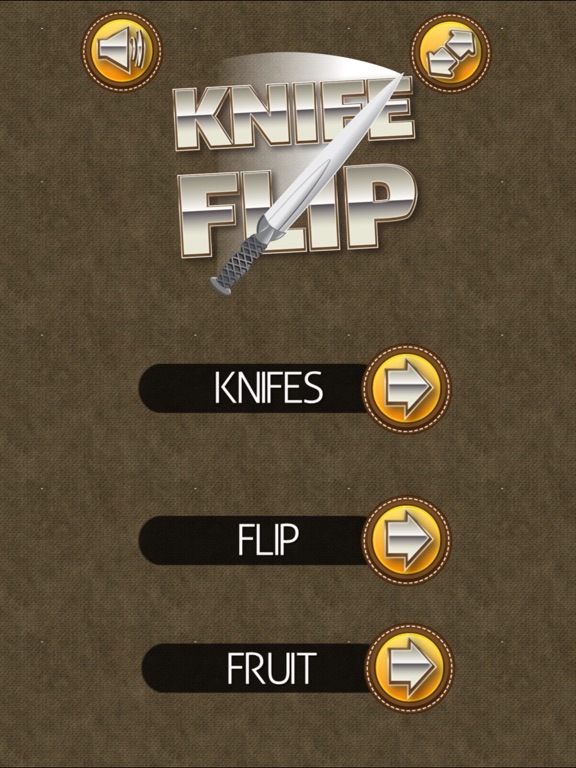 Knife Flip (with apple cut) screenshot 6