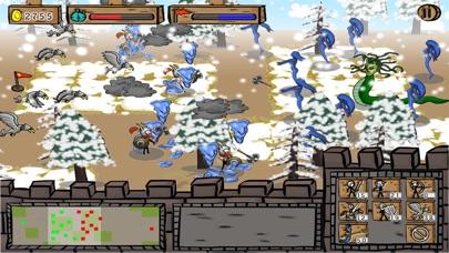 Screenshot 3 Doodle Wars Heroes