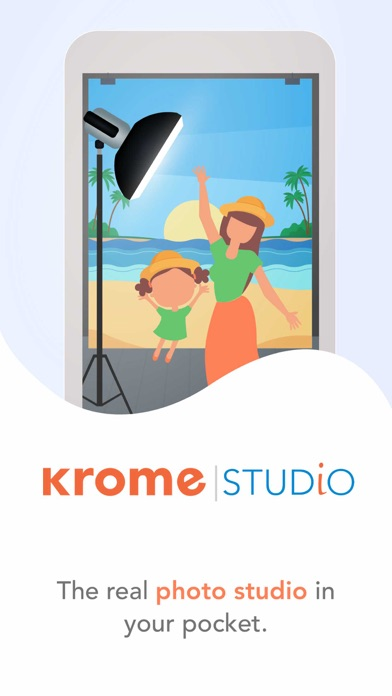 Krome Studio Plus Screenshot