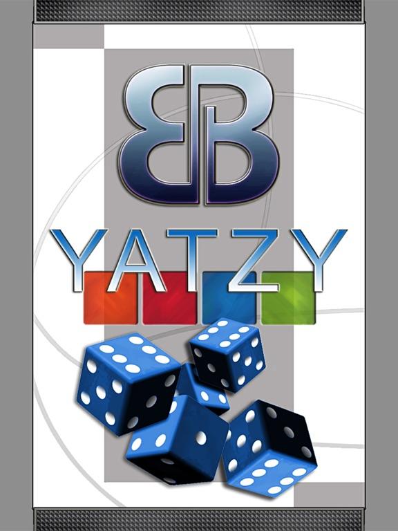 Ipad Screen Shot BB Yatzy 0