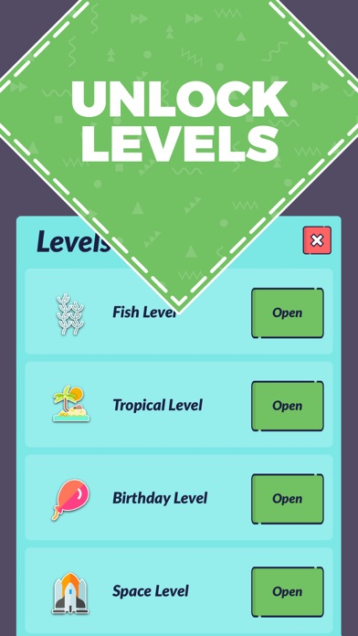 Go Merge Fish! Terrarium Game screenshot four