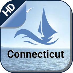 Connecticut offline nautical charts for cruising
