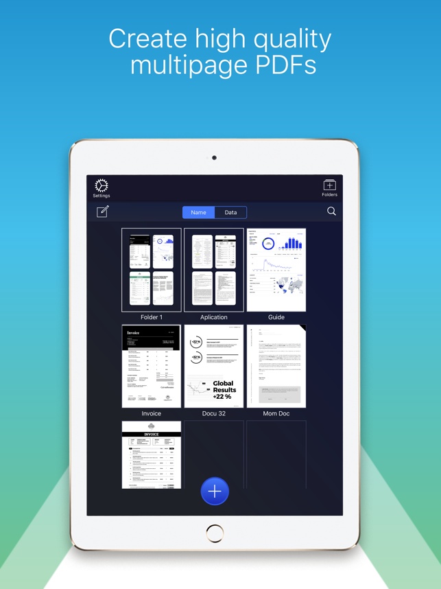 Document Scanner + Screenshot