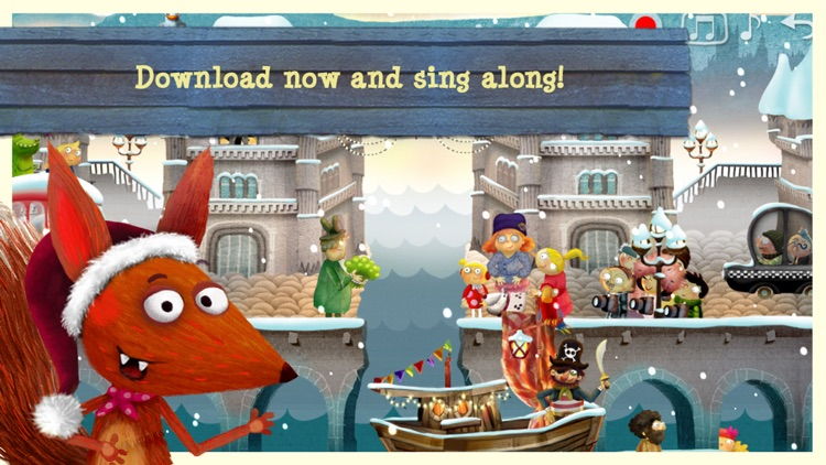 Little Fox Nursery Rhymes screenshot-3