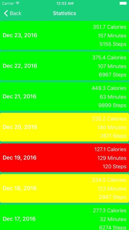 Step Counter & Smart Reminder screenshot-3