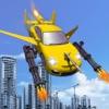 Futuristic Flying Car 2018