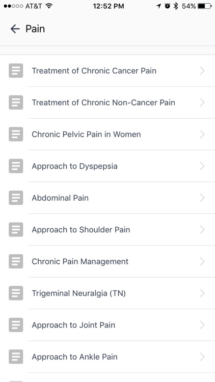 UCSF Outpatient Medicine Handbook screenshot-4