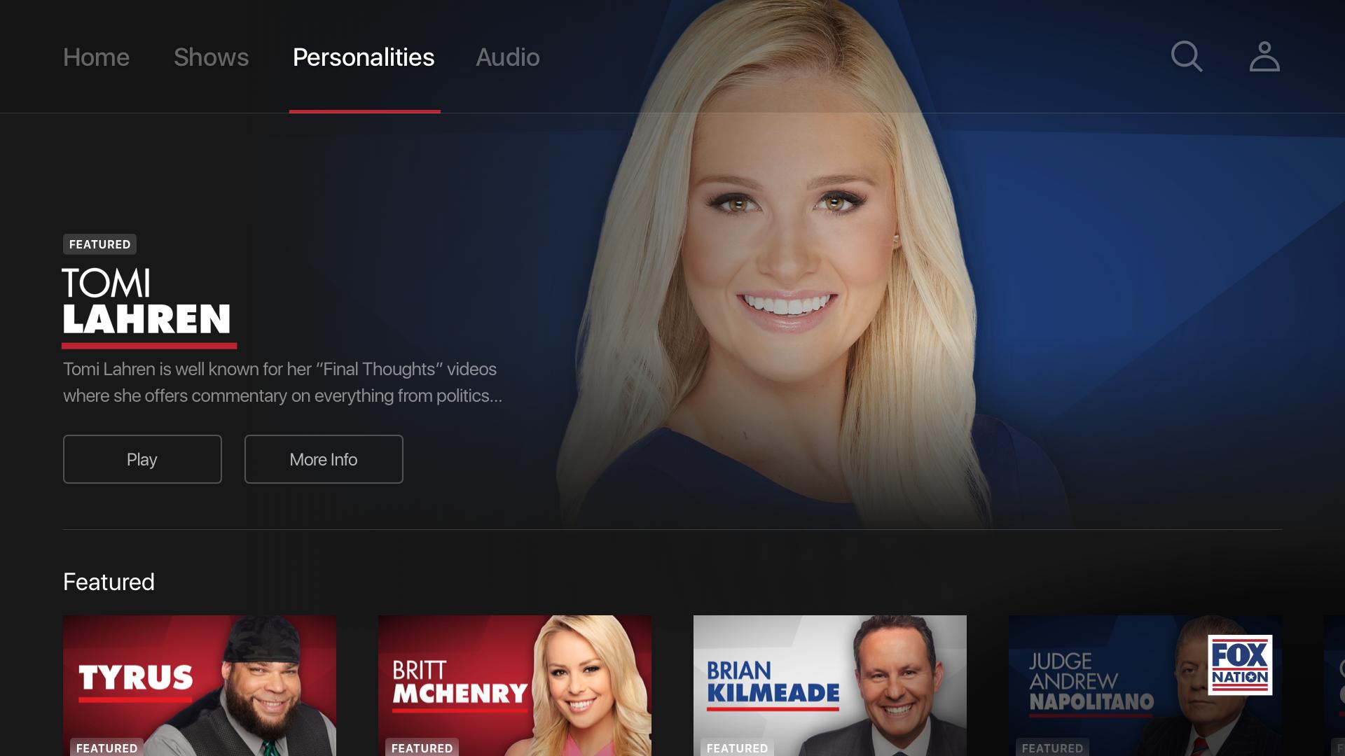 Fox Nation: Celebrate America screenshot 18