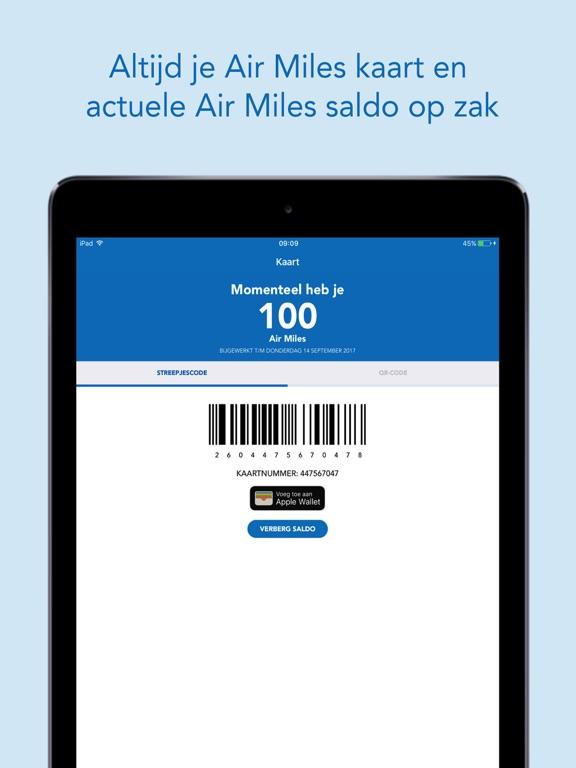 Air Miles App Voor Iphone Ipad En Ipod Touch Appwereld
