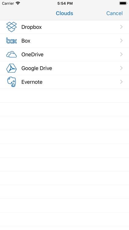 WritePad Professional screenshot-5