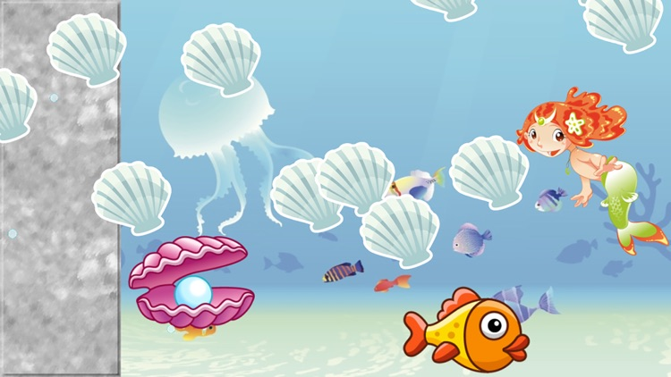 Mermaid Puzzles for Toddlers screenshot-3