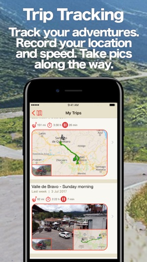 Scenic Motorcycle Touring on the App Store