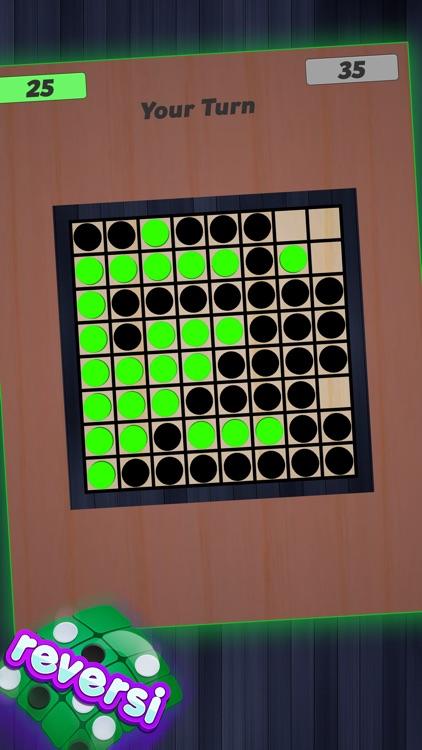 Reversi: Othello Board Game screenshot-4