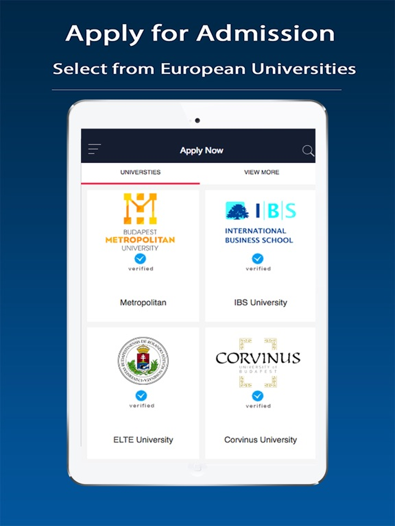 Studyineurope Screenshots