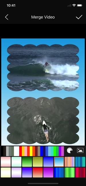 iMerger: Merge and Edit Videos Screenshot