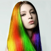 Hair Color Dye - Design Salon to Recolor, Change & Beautify Hairstyle