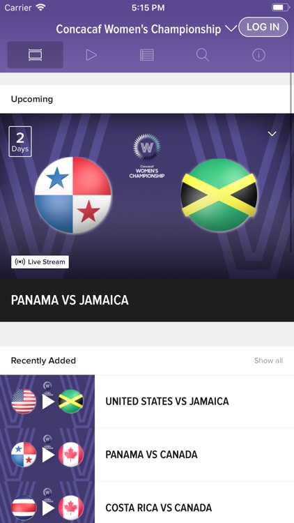 Concacaf GO screenshot-2