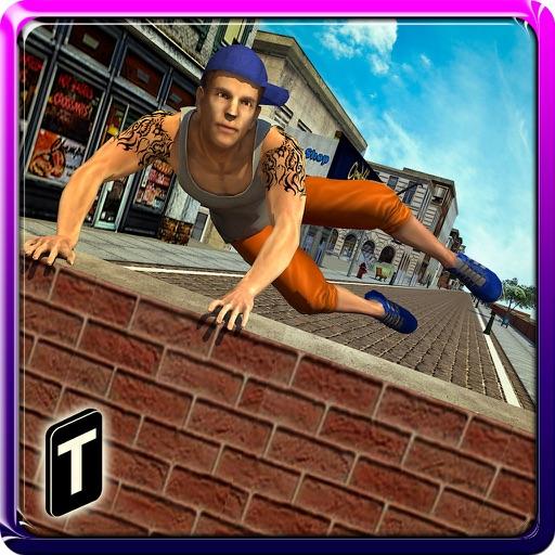 City Parkour Sprint Runner 3D