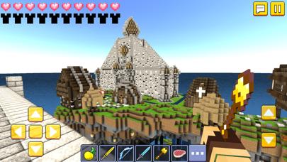 ピクセルサバイバルゲーム:無人島に冒険するのおすすめ画像5