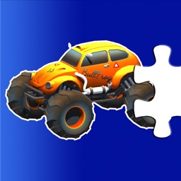 Puzzle - Racing Cars