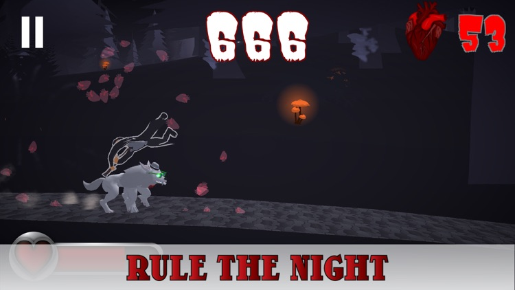 Werewolf Run screenshot-3