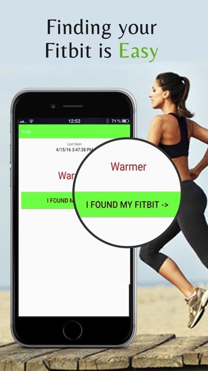 Find My Fitbit - Fitbit Finder