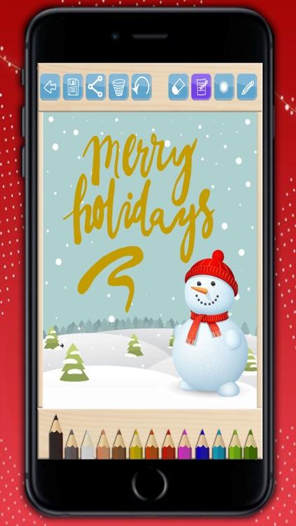 Create and design Christmas