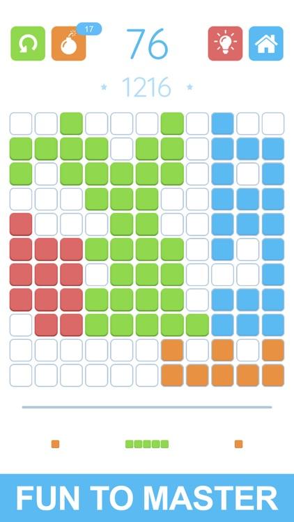 Сolor block puzzle screenshot-4