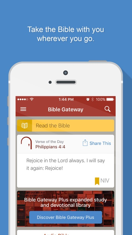 Bible Gateway screenshot-0
