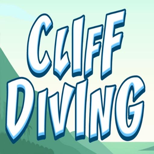Cliff-Diving Swimming Game iOS App
